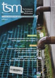 Techniques sciences méthodes. 4, Dimanche 9 Avril 2017  