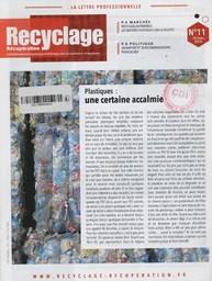 Recyclage récupération. 11, Lundi 26 Mars 2018  
