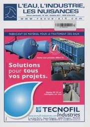 L'eau, L'industrie, Les nuisances. 405, Lundi 9 Octobre 2017  