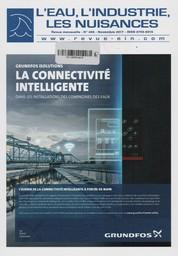 L'eau, L'industrie, Les nuisances. 406, Jeudi 9 Novembre 2017 |