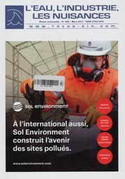 L'eau, L'industrie, Les nuisances. 400, Jeudi 9 Mars 2017  