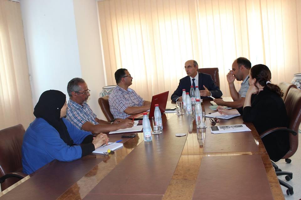 Une réunion de l'éco-construction en Tunisie |